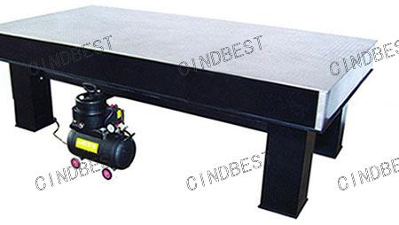 气浮型自动平衡防震桌